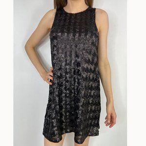 Aritzia Talula Black Sequin Dress NWT NWT